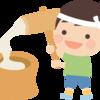【幼稚園】お餅つきのお手伝いに行ってきた!