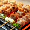【ふるさと納税】宮崎県高鍋町 宮崎県産の鶏・豚串、人気7種類35本セットが届きました!