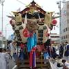 國司神社の「國司丸」。南房総特有の船型山車で最も古い御船。