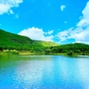 亀の原池(島根県隠岐島)
