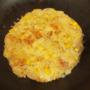 やさしい朝ごはん🌞🍴パン粉とツナの『ツナの変わり焼き』