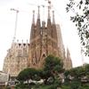 バルセロナ観光初日:サグラダファミリアとサンジョセップ市場(2018年地中海DCL #2)