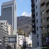 新神戸駅裏から北野町異人館街までの「背山散策路」