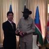 南スーダン内戦 最終和平協定に調印 キール大統領と反体制代表者と