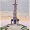 古いカラー絵葉書から21 旅順白玉山塔
