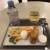 エールフランス・ラウンジのシャンパン
