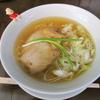 【今週のラーメン658】 手打ち麺 やす田 (大阪・新大阪) イリコ塩