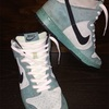 "NIKE DUNK HIGH PRO SB ""SEA CRYSTAL"""