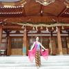 5月19日 岸城神社で奉納公演~踊りながら歌うこと~ジャワ舞踊とガムランの関係など