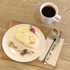 横浜元町のオーガニックカフェで♪もふもふ果実スフレロール(ecomo Bakery @元町・中華街)