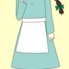 山小屋の少女2