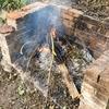 里山の暮らし。「わたしの焼却炉。」