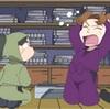 【アニメ】忍たま乱太郎【忍者学園1 ギンギンに忍者する男、潮江文次郎 と そろばん】