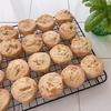 ココナッツオイルでクッキー