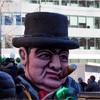 セントパトリックのパレード inモントリオール