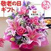 田舎のおばあちゃんにお花のプレゼント【敬老の日】