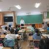 4年生:道徳 教育実習生の授業