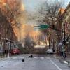ナッシュビルで起きた爆発事件… 通信障害を目的!? 大統領選挙も絡んだ巨大な事件かもしれない?