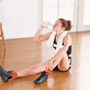 トレーニング時にスポーツドリンクを飲む必要はありません。(^^;