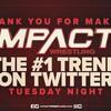 【IMPACT】Impact Wrestlingがツイッターでトレンド入り