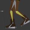 【Blender】足を動かして学ぶIK入門