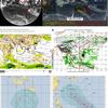 【台風情報】台風24号の南東には台風のたまごが2つ(TD30W・TC02P)存在!その内のTD30Wが29日21時には台風25号となって台風24号と似た勢力・進路で日本へ上陸・本州を縦断か!?気象庁・米軍・ヨーロッパ・NOAAの進路予想は?
