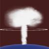 Unity パーティクル(8)  核的なキノコ雲のエフェクト