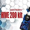 【ARTERY・Starter Kit】HIVE 200 kit をもらいました