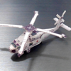 ヘリコプター搭載護衛艦と対潜哨戒ヘリ「SH-60K」 護衛艦いずもペーパークラフト