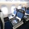 成田からシアトルに飛ぶならデルタ航空A350が最強!プレエコを超えたプレミアムセレクト搭乗記。
