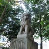 小幡宮の狛犬