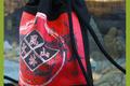 【風林火山】信玄袋 製作と はてなブログ周年記念日