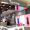 『Tartine タルティン』朝から行列、午前中に売り切れ品も出る人気の焼菓子店。【池袋東武百貨店内】