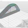 Qidi tech製3Dプリンター純正スライサーQidi printのサポート設定について