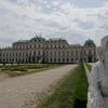 オーストリア「ベルヴェデーレ宮殿」の思ひで…