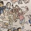 錦糸町テルミナさんで描いてきました!全員解説〜中央・右側〜