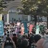 代々木公園集会2万5千人−まずは参院選で与党惨敗目標