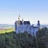 ノイシュバンシュタイン城、世界遺産ヴィースの巡礼教会へ路線バスで行ってきた(ふたつの城編)