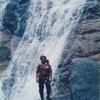 「暑気払い―その2・古い沢登りの写真」