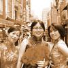 ブロガーやWebライターとして大活躍中の美女3人を神戸で撮影させてもらった話