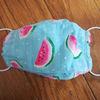 暑くなるとマスクが辛くなります(汗)長女と快適マスク作りにチャレンジ!!