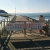 2018年一月下旬。江ノ島赤灯台で釣り!🎅