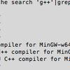 Raspberry Pi2でC++さんを動かしてみる