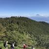甘利山から千頭星山へ登りました。