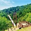 新潟県燕市にイケメン絵巻と大きな吊り橋があるので、是非足を運んでほしい。