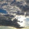2017年1月18日(水)今朝の空
