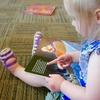 英語の読みを強化中(4歳子供):フラッシュカード活用など