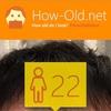 今日の顔年齢測定 70日目