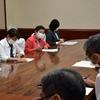 2日、9月議会に向けた知事申し入れ。コロナ感染拡大に対応するPCR検査の拡大等を要望
