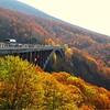 城ヶ倉大橋(青森県黒石市)~つくば市とその周辺の風景写真案内(156)